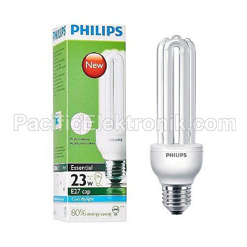 Lampu Philips Essential 23 Watt